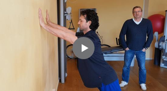 Übungen Rücken Nacken